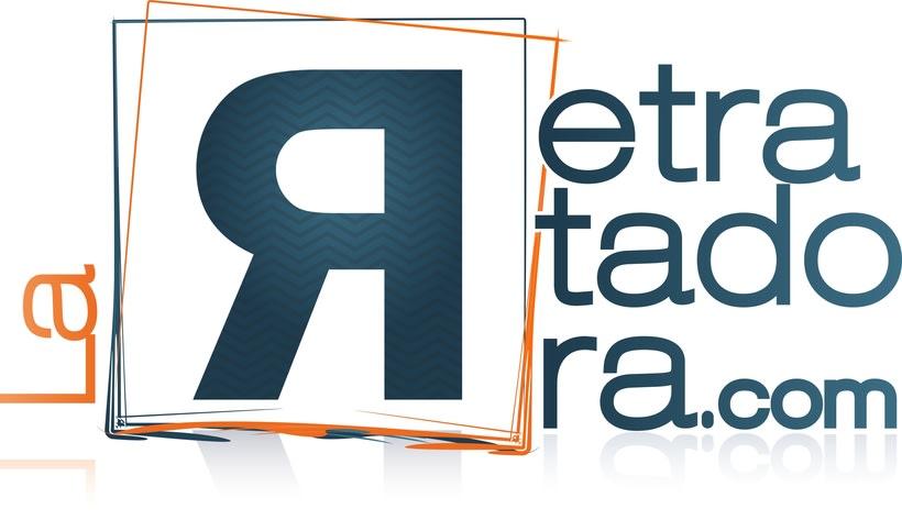 Logo - La Retratadora 0