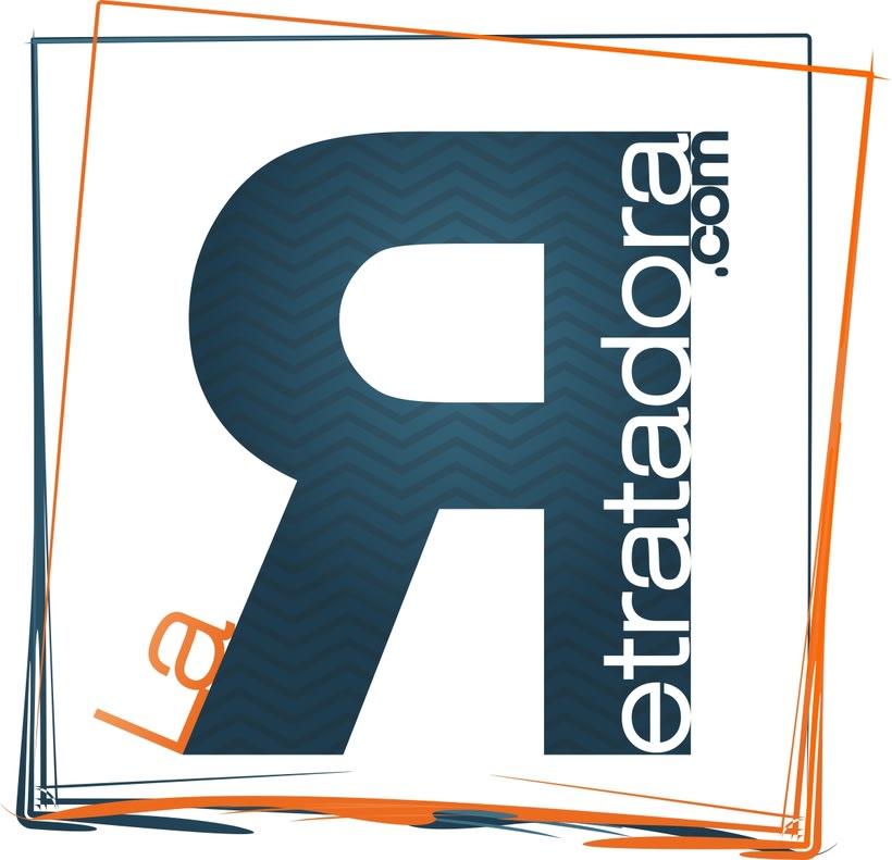 Logo - La Retratadora 1