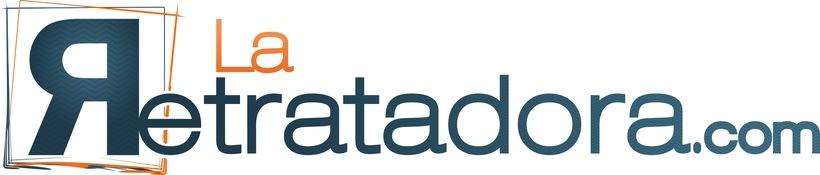 Logo - La Retratadora 3