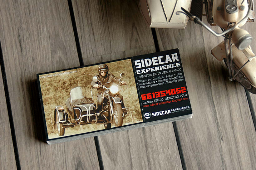 Sidecar Experience 3