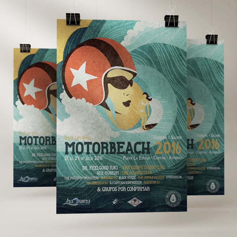 CARTEL GANADOR - MOTORBEACH 2016 1