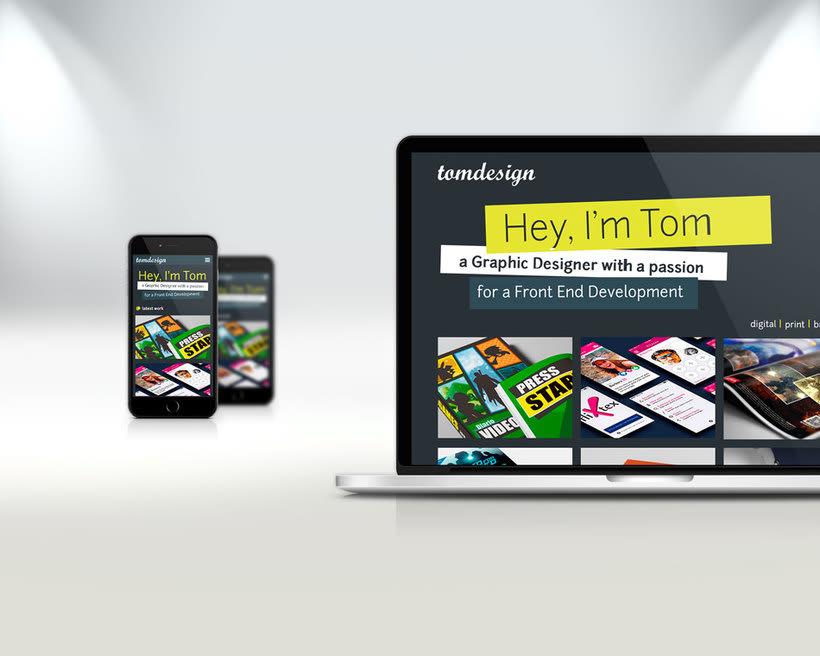 Tom Design Portfolio 0