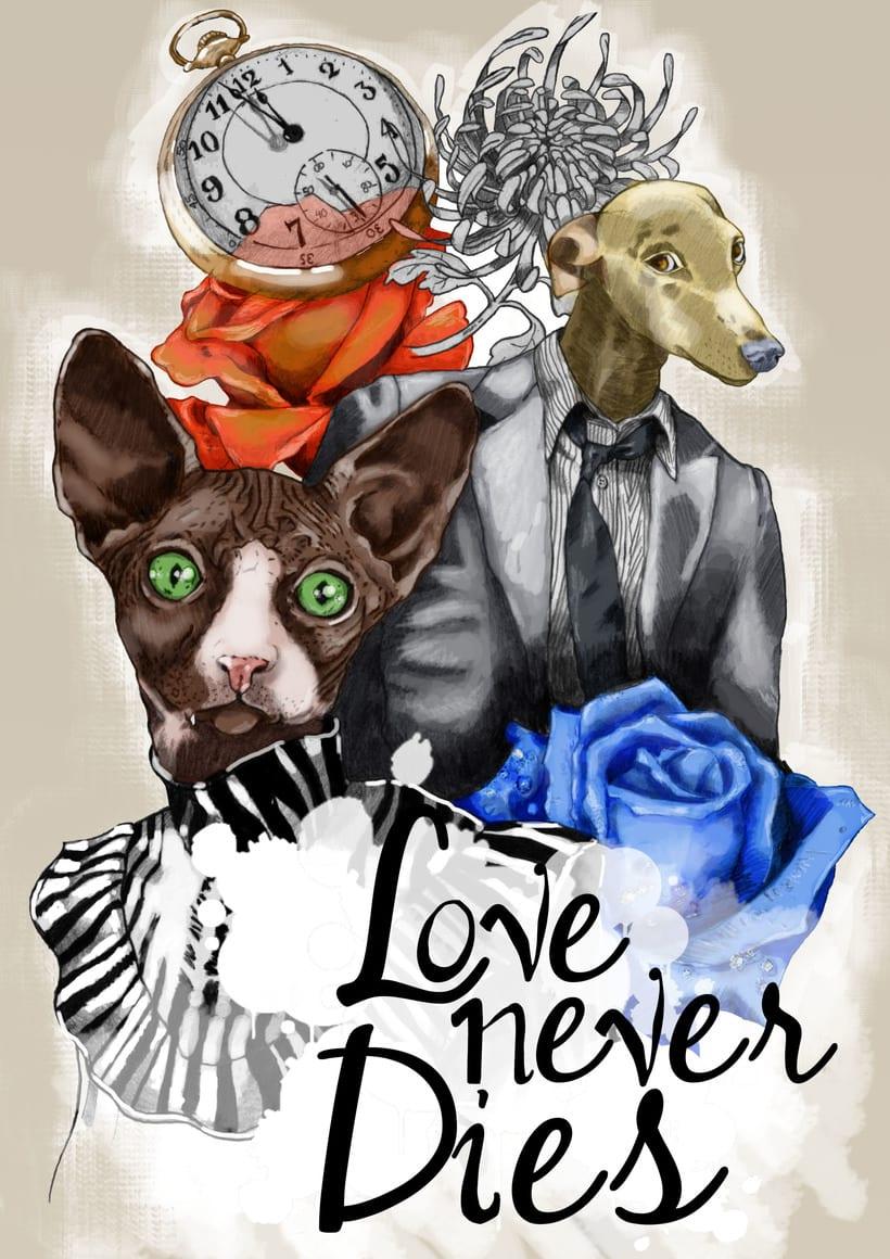 Love never dies -1
