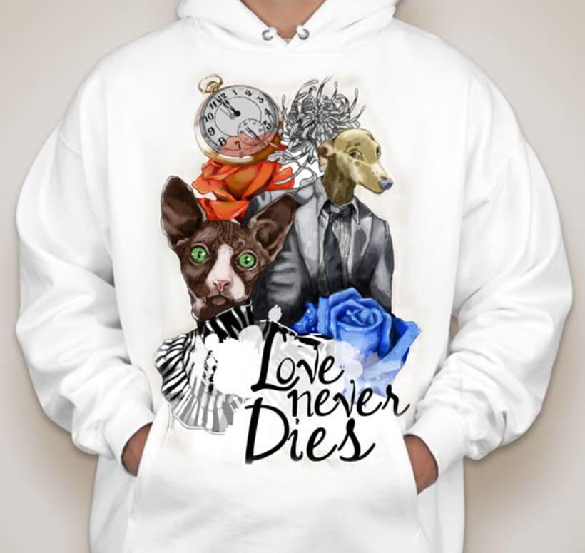 Love never dies 1