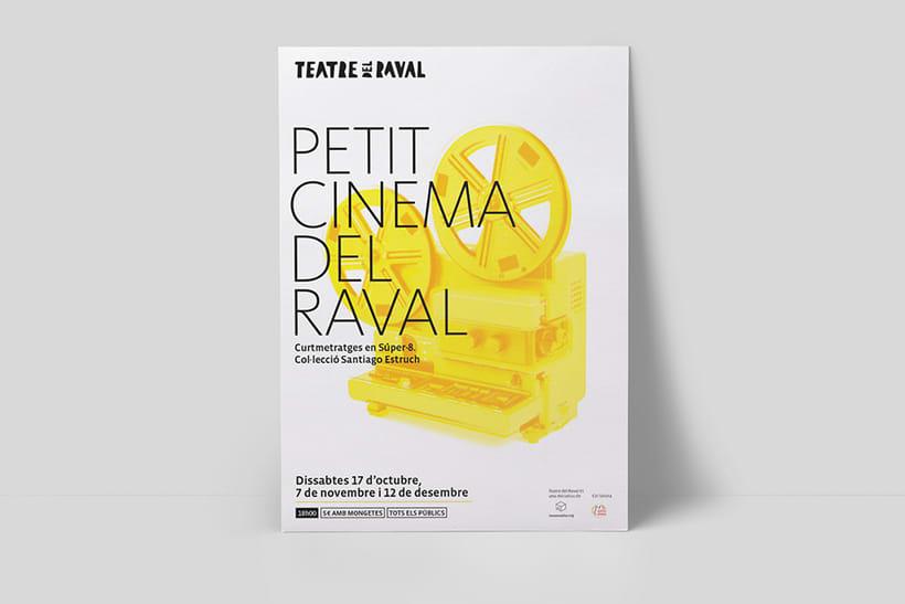 Carteles Teatre del Raval 2