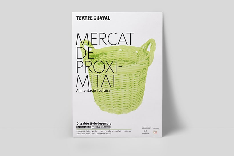 Carteles Teatre del Raval 3