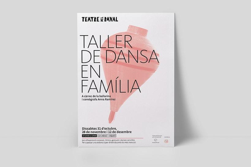 Carteles Teatre del Raval 4