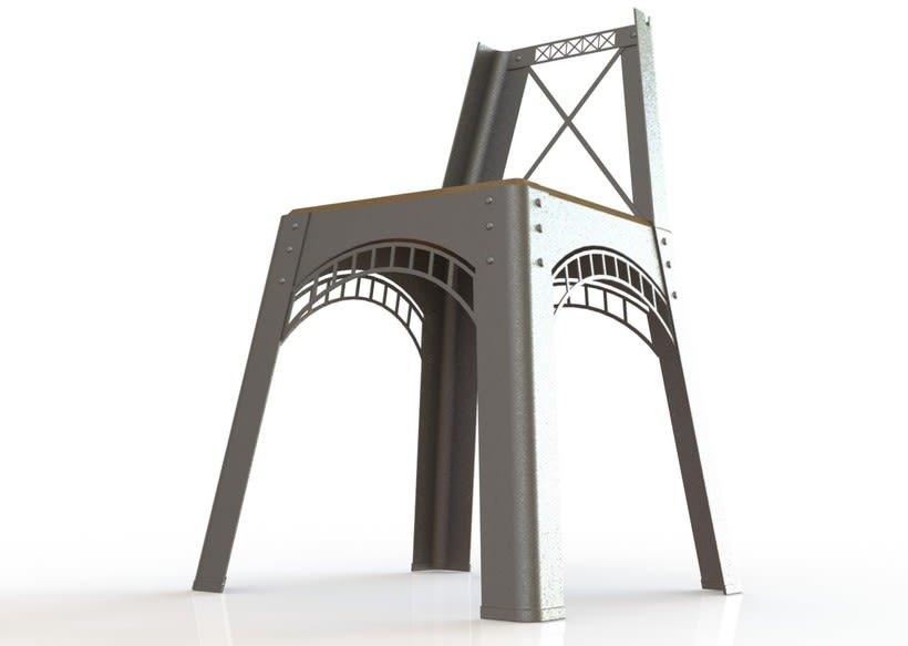 Eiffel Chair 1