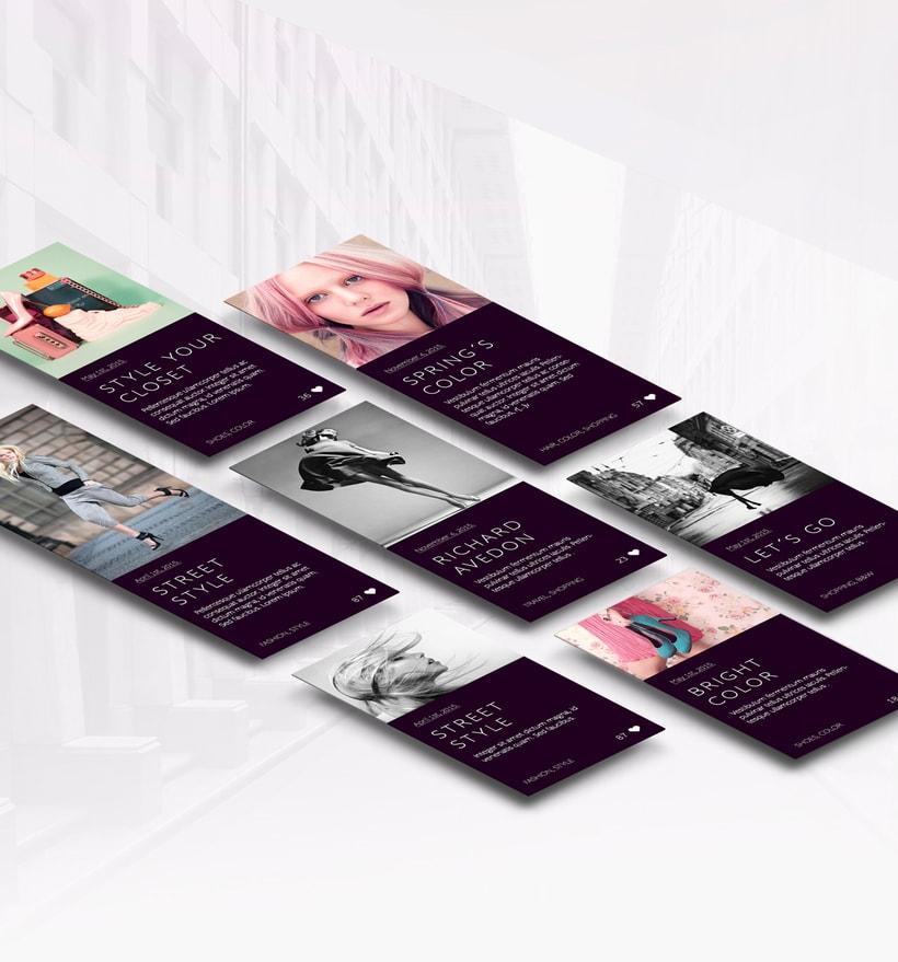 Jackie Conlin - Website Design 3