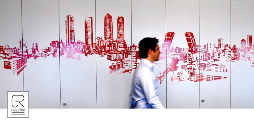 GR_MADRIDTZ_Mural corporativo DTZ 9