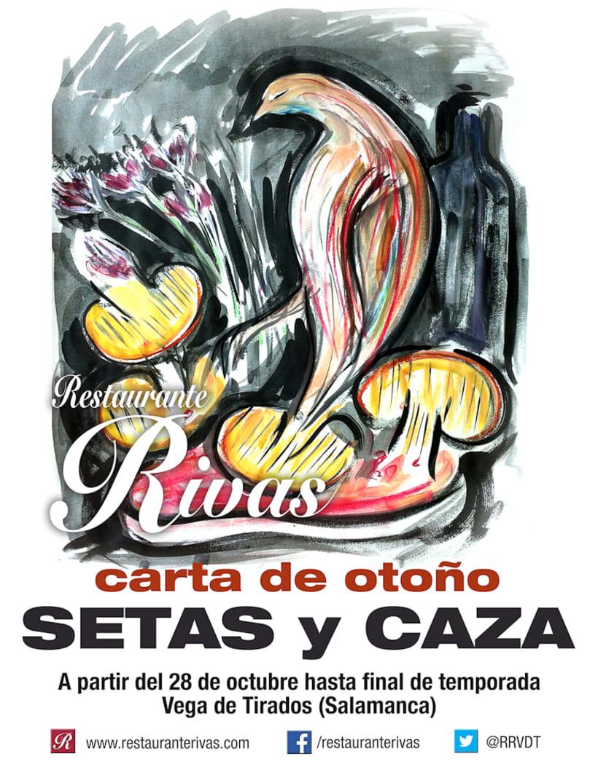 CARTELES RESTAURANTE RIVAS 4