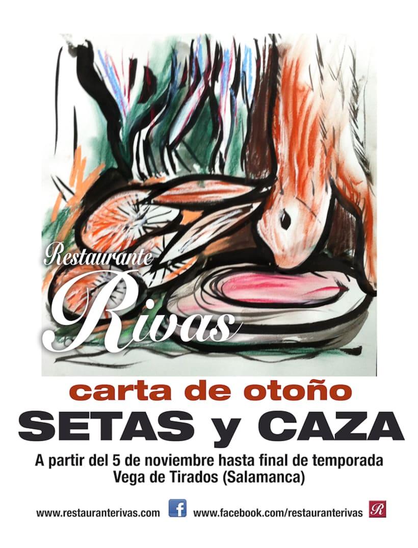 CARTELES RESTAURANTE RIVAS 5