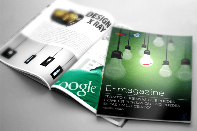 Revistas online DANONE 6