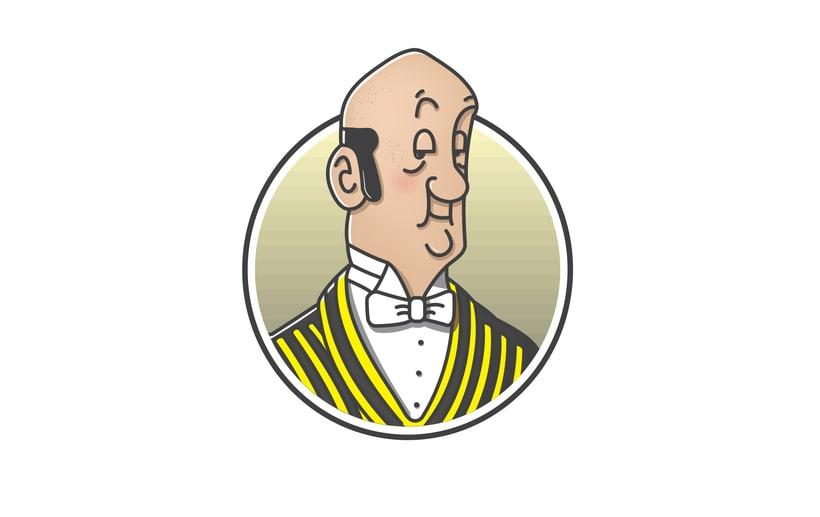 """Diseño de personajes de """"Las Aventuras de Tintín"""" 22"""