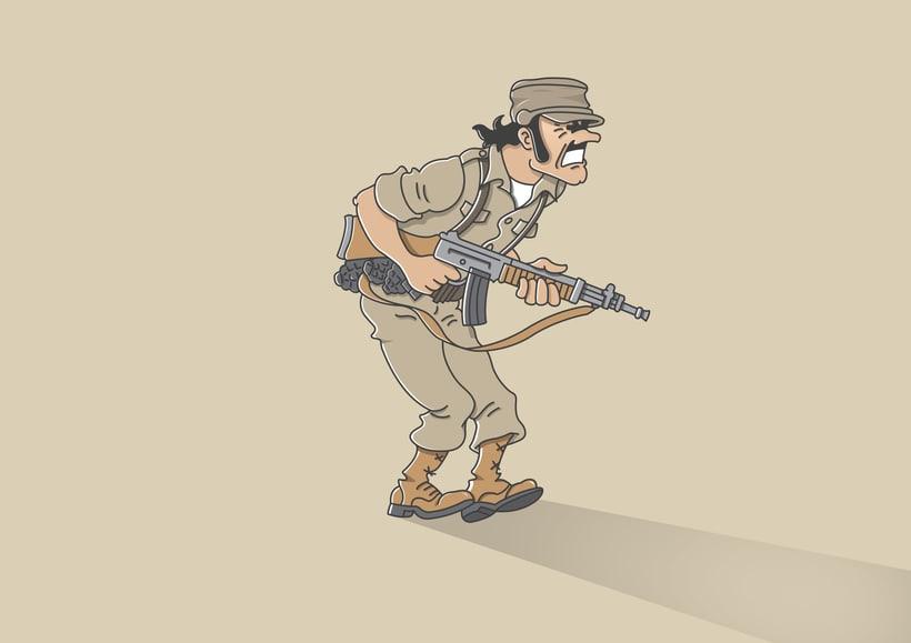 """Diseño de personajes de """"Las Aventuras de Tintín"""" 30"""