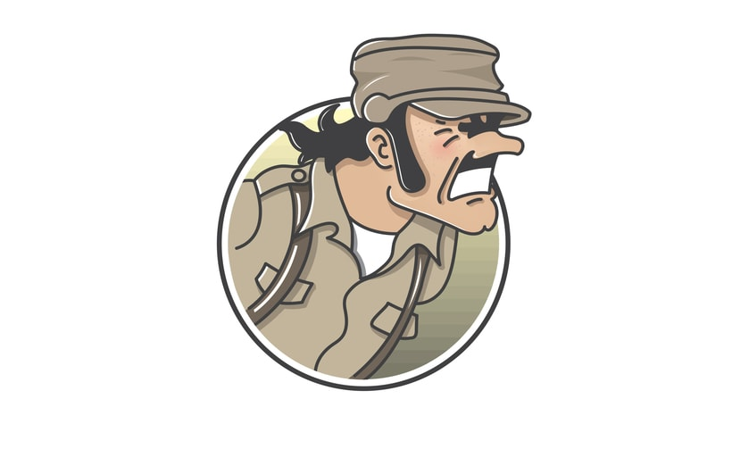 """Diseño de personajes de """"Las Aventuras de Tintín"""" 31"""