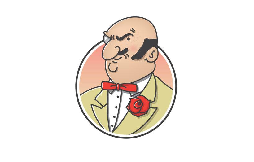 """Diseño de personajes de """"Las Aventuras de Tintín"""" 34"""