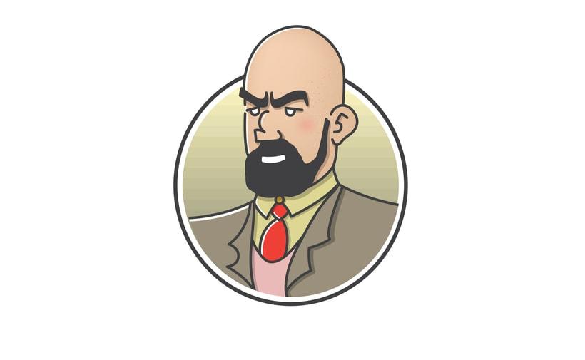 """Diseño de personajes de """"Las Aventuras de Tintín"""" 37"""