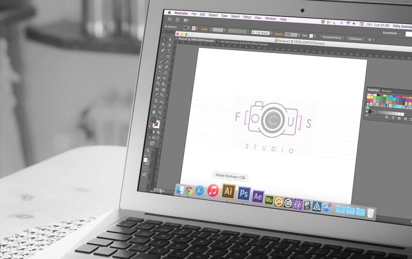 Estudio fotográfico Focus 3
