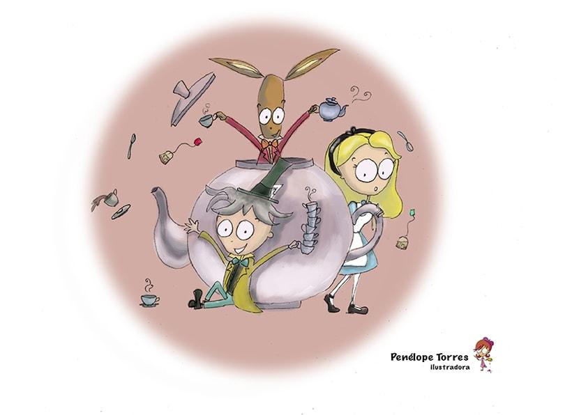 Alice in Wonderland 0