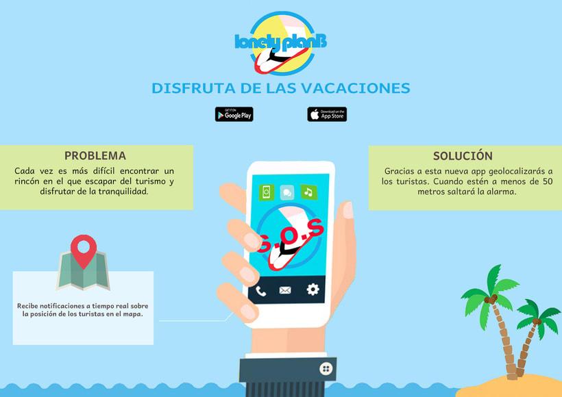 """Lonely Planet: """"Nueva App para disfrutar de las vacaciones sin turistas"""" -1"""