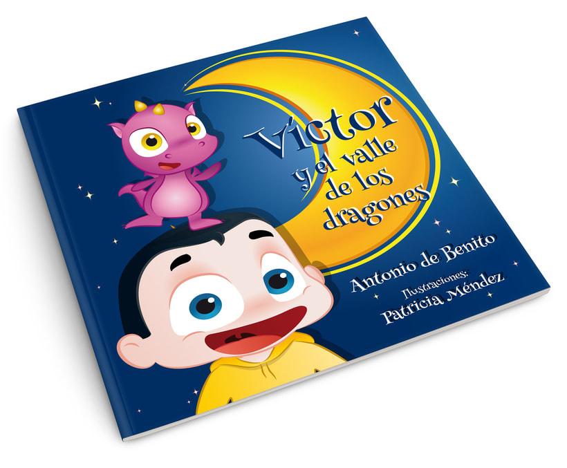 Ilustraciones y maquetación de cuento infantil  -1