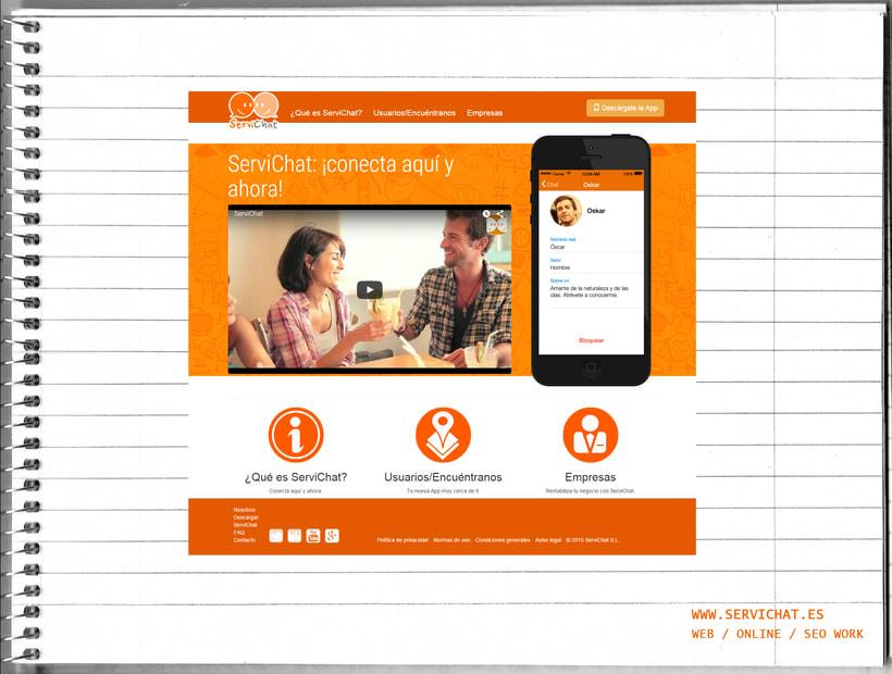 ServiChat - App mobile 2