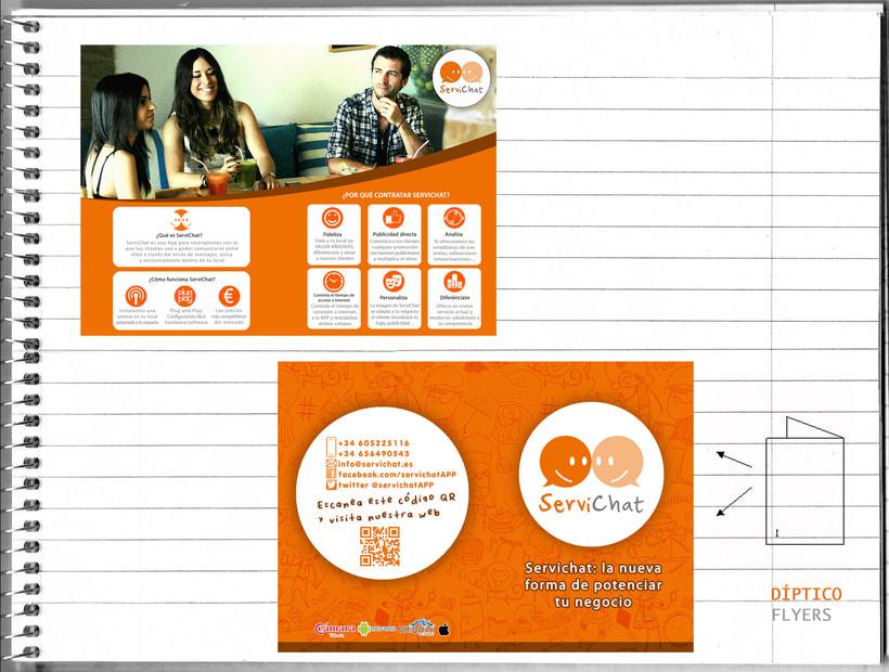 ServiChat - App mobile 3