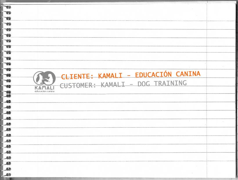 Kamali - Educación canina 0