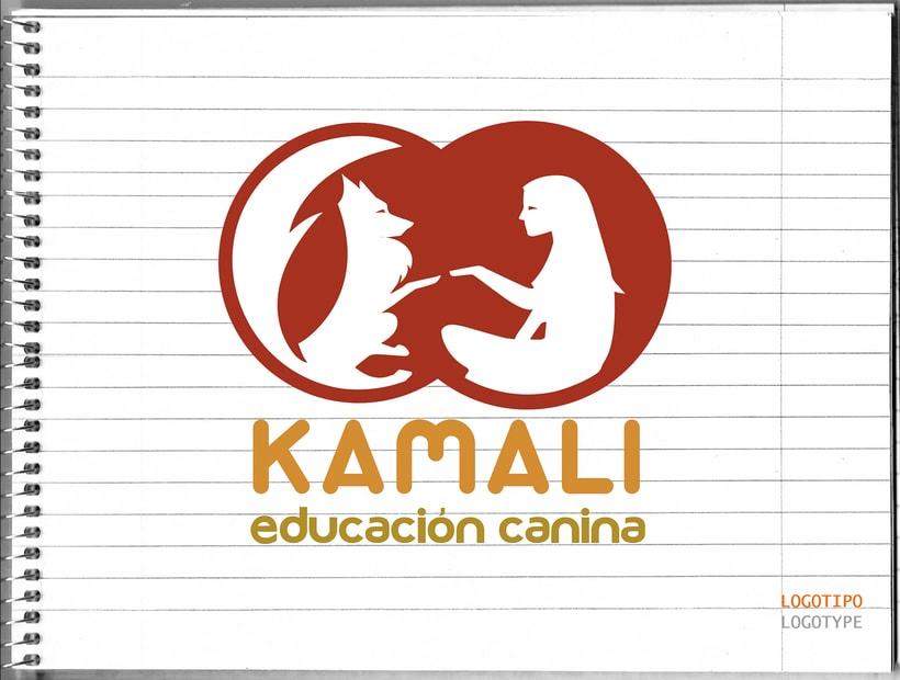 Kamali - Educación canina 1