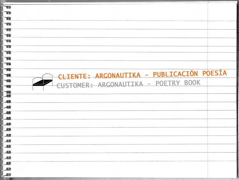 Argonautika - Publicación poesía -1