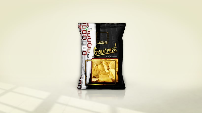 Packaging Chips Gourmet -1