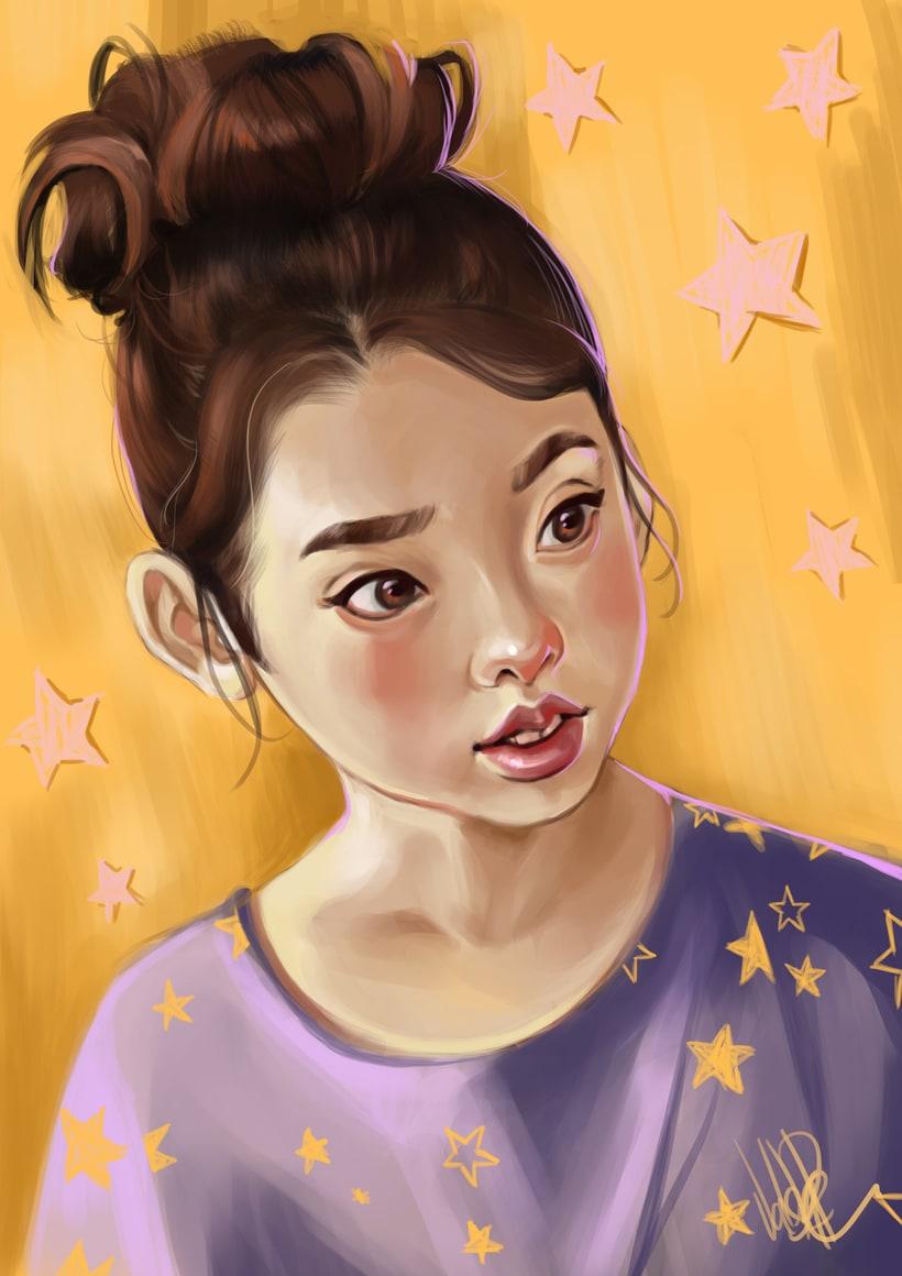 Personal illustrations -1