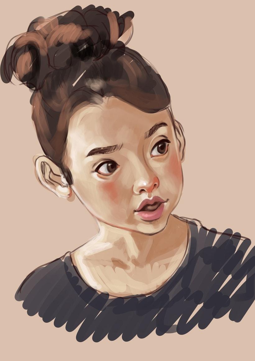 Personal illustrations 0