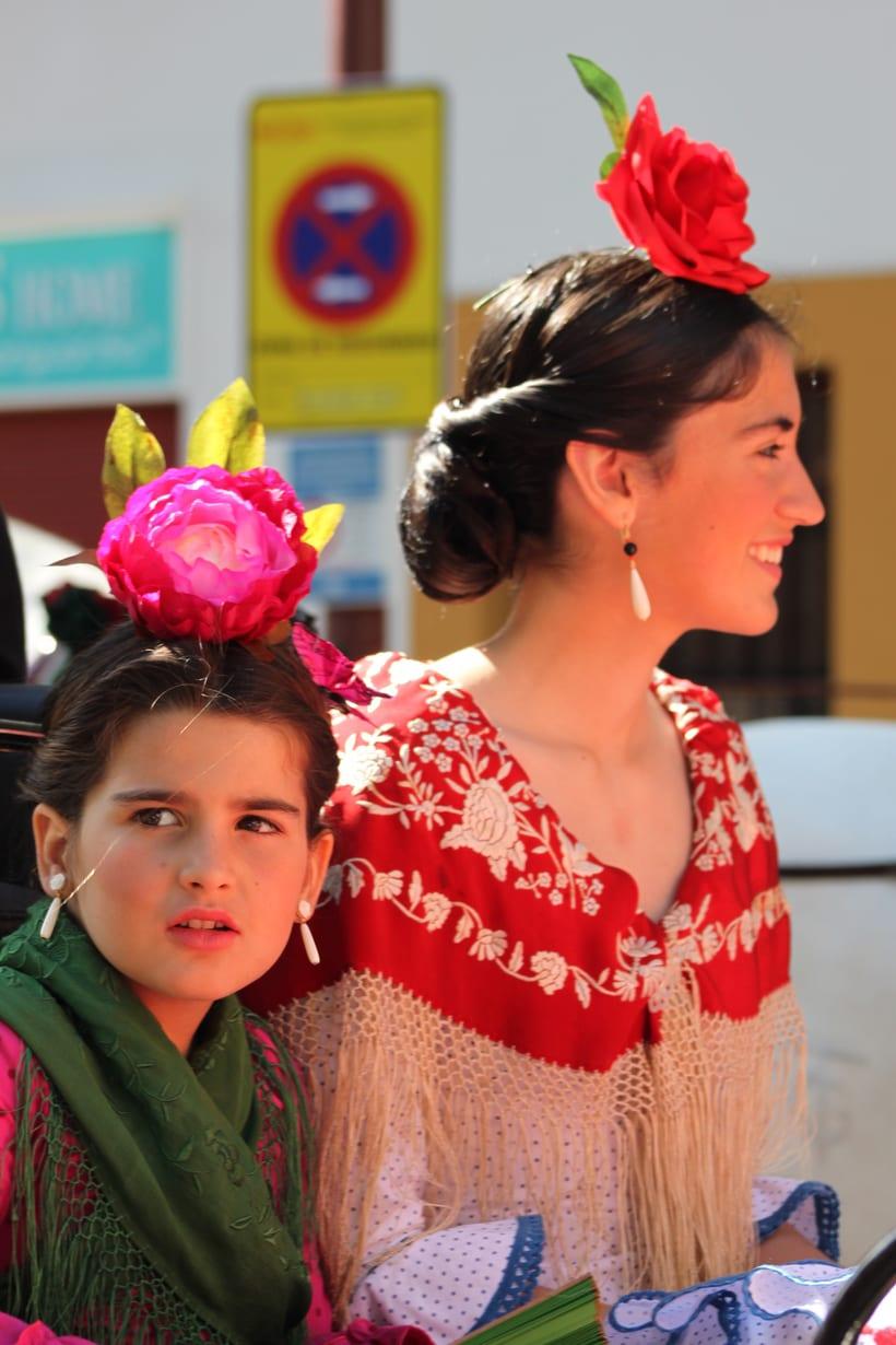 Reportaje fotográfico XXX Exhibición de Enganches de la Feria de Abril 2015 6