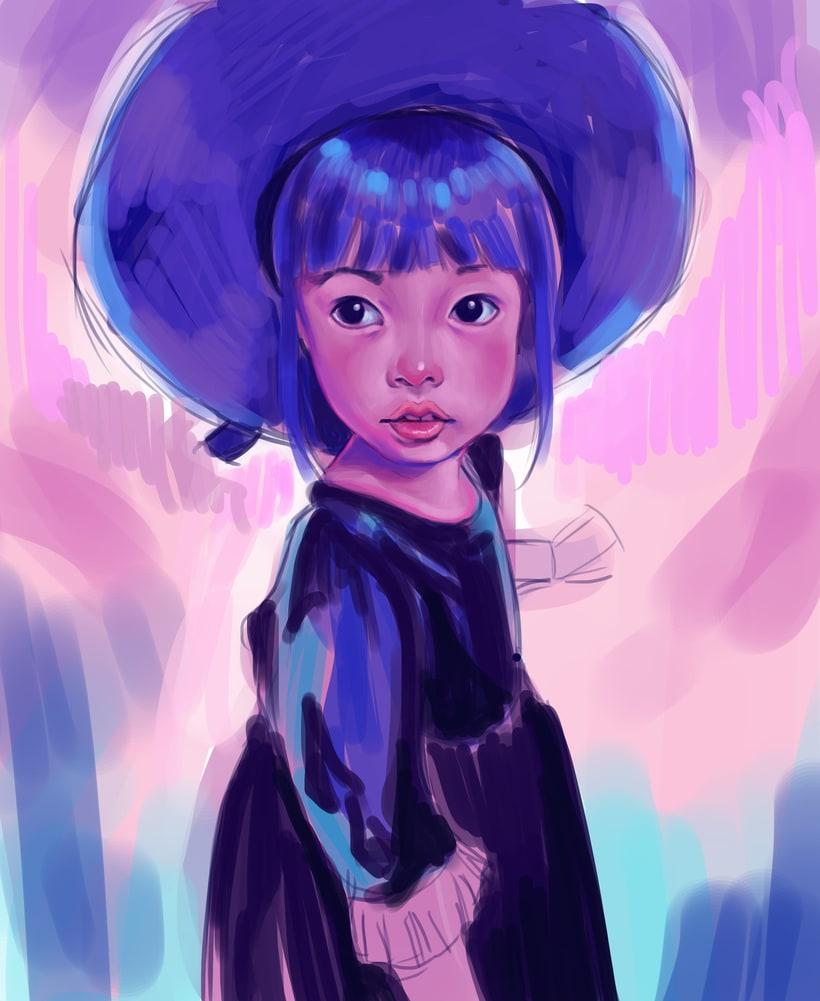 Personal illustrations 4