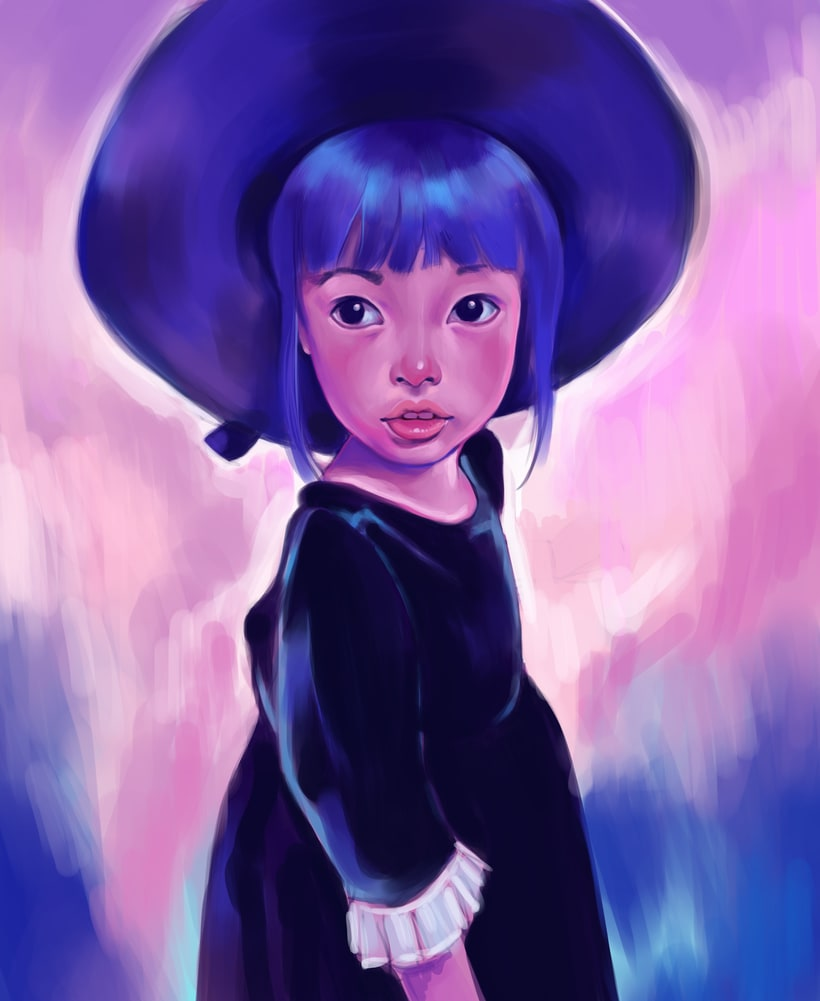 Personal illustrations 5