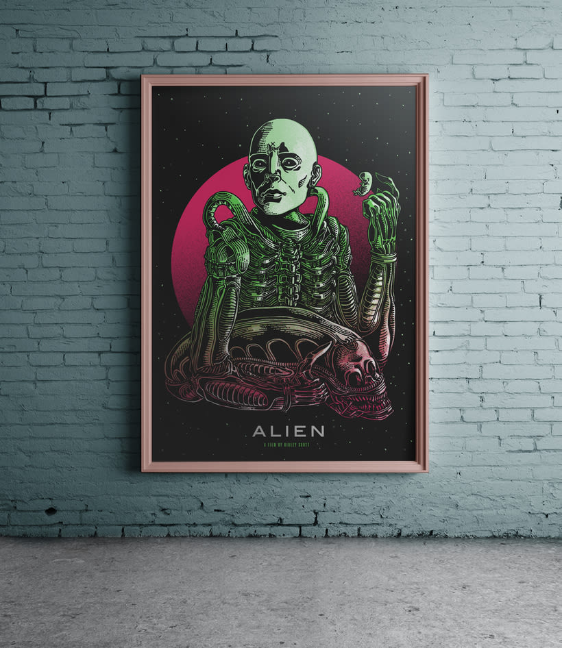 ALIEN HORROR SHOW BY NEW RULE COLLECTIVE 10