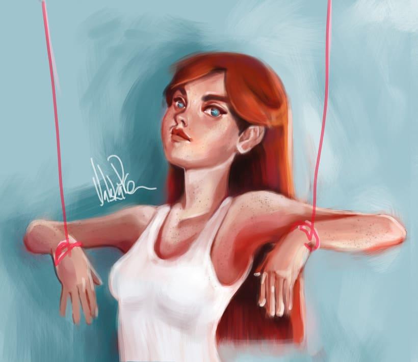 Personal illustrations 6