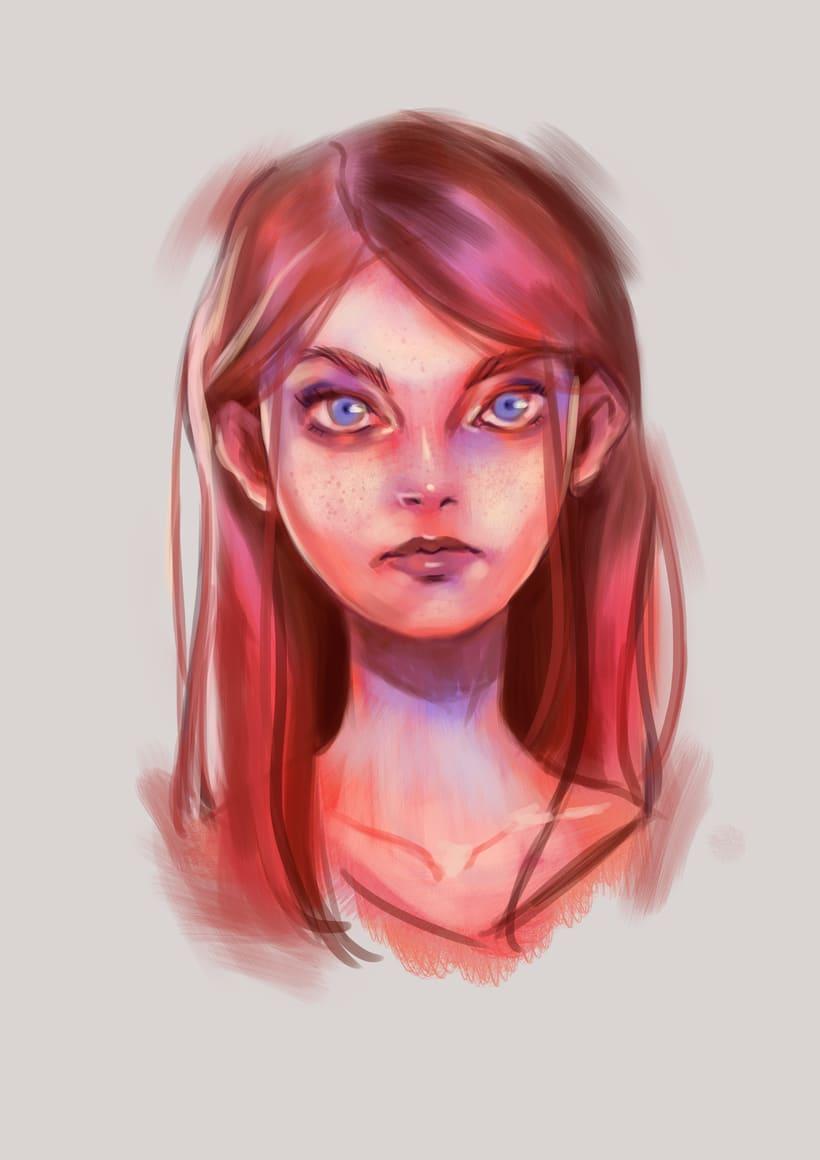 Personal illustrations 8