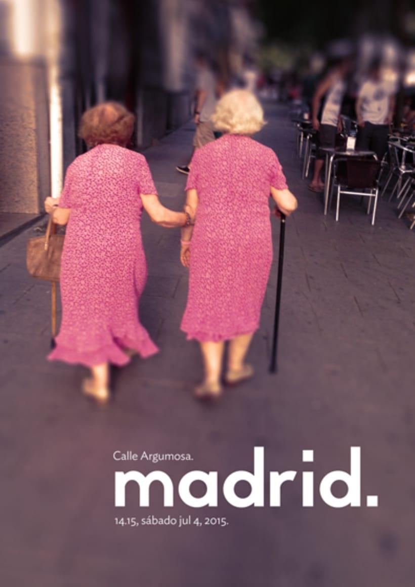 Madrid poster - Brief festival 2015 -1