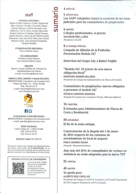 Revista El administrador -1