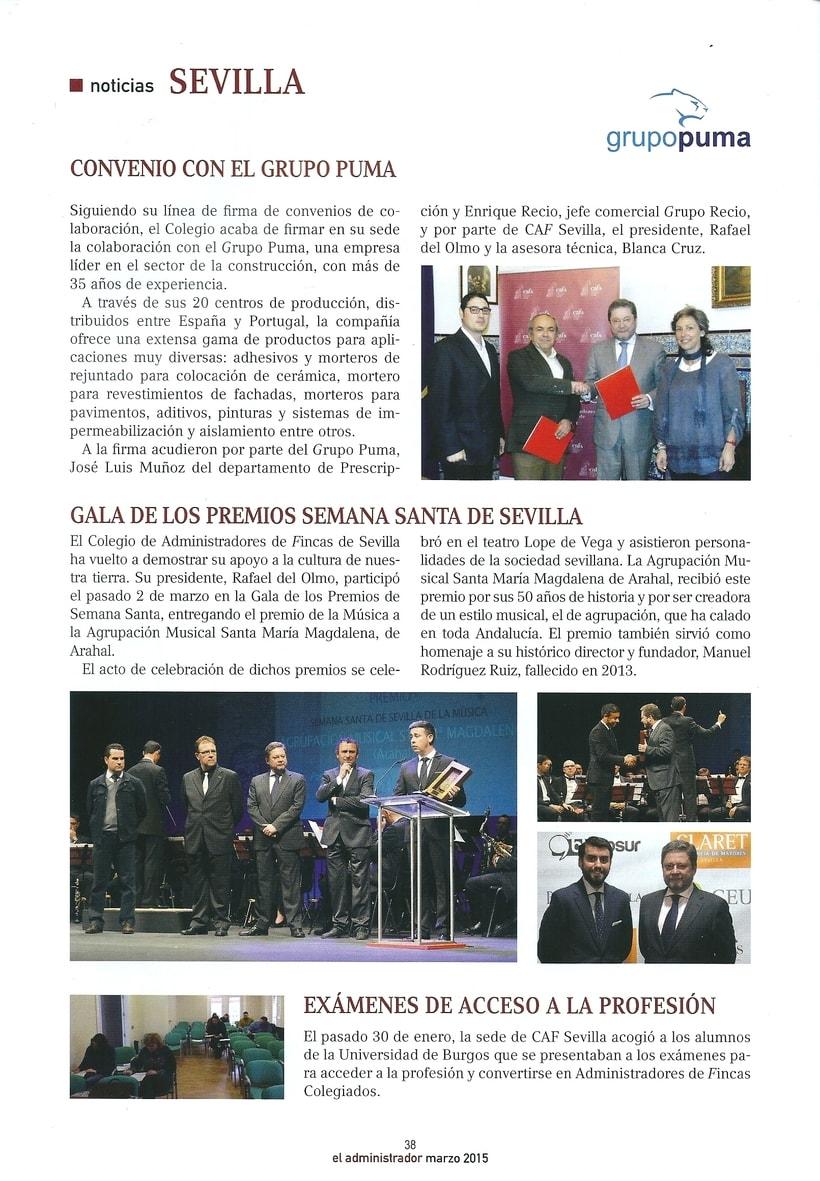 Revista El administrador 0