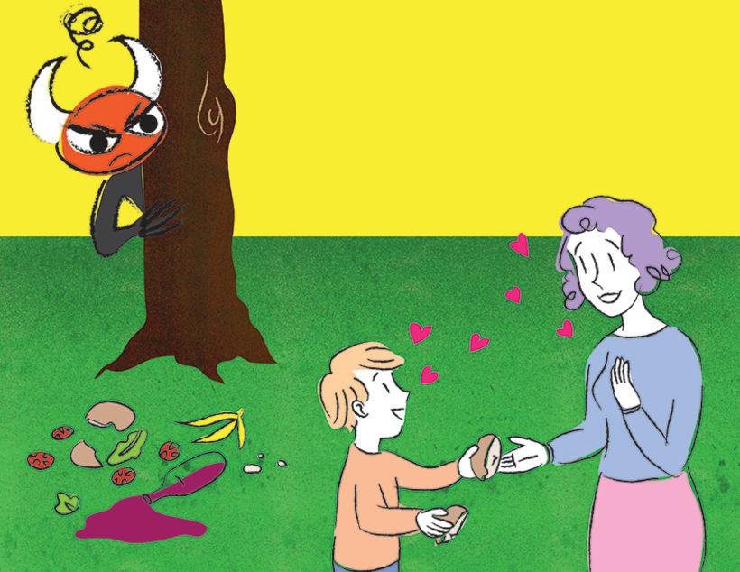 Ilustraciones para la educación 6