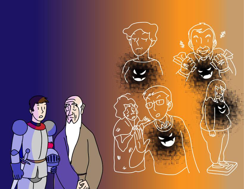 Ilustraciones para la educación 4
