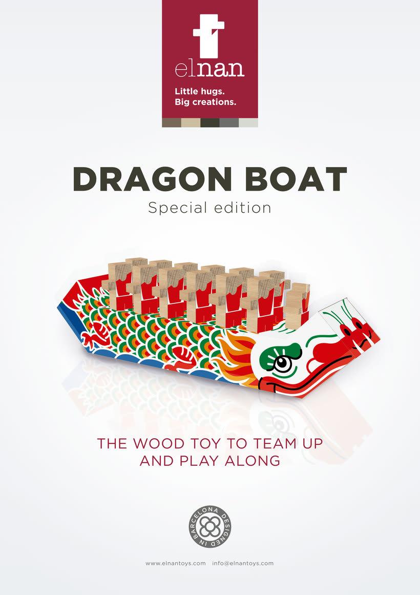 El Nan Casteller - Dragon Boat Edition 2