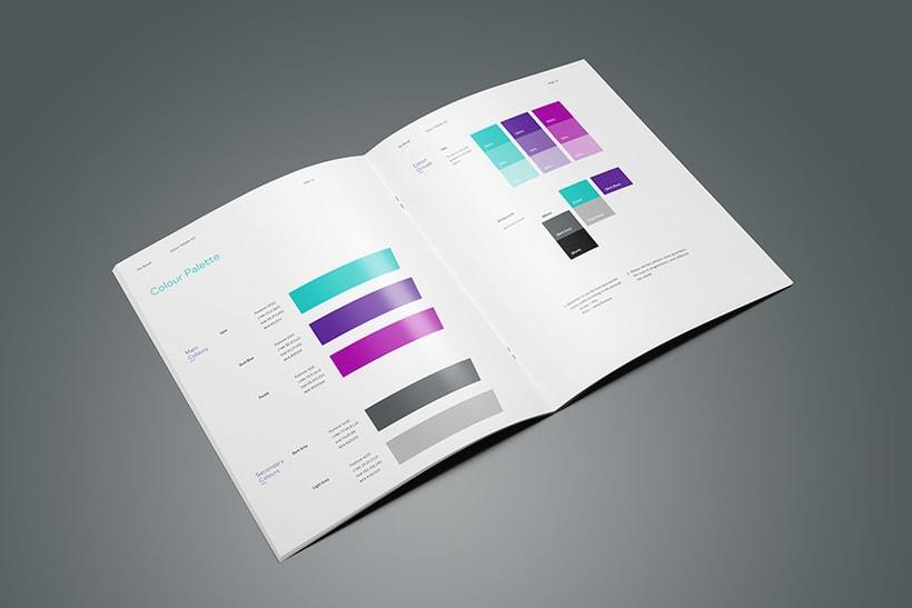 Guía de branding y recursos visuales (Calasanz Labs, 2015) 3