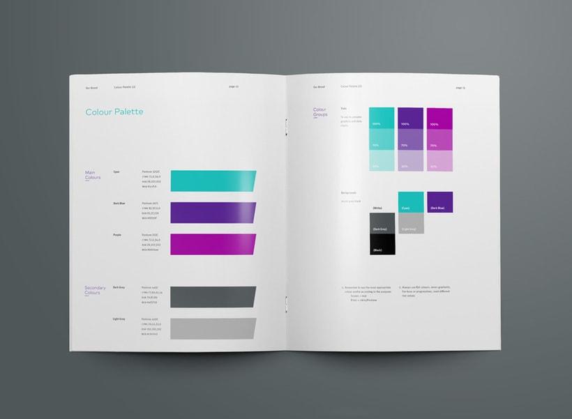 Guía de branding y recursos visuales (Calasanz Labs, 2015) 7