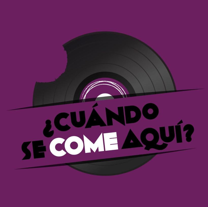 Logotipo - programa de radio 2