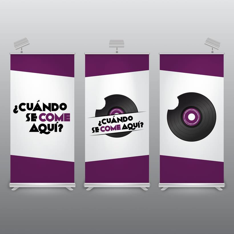Logotipo - programa de radio 4